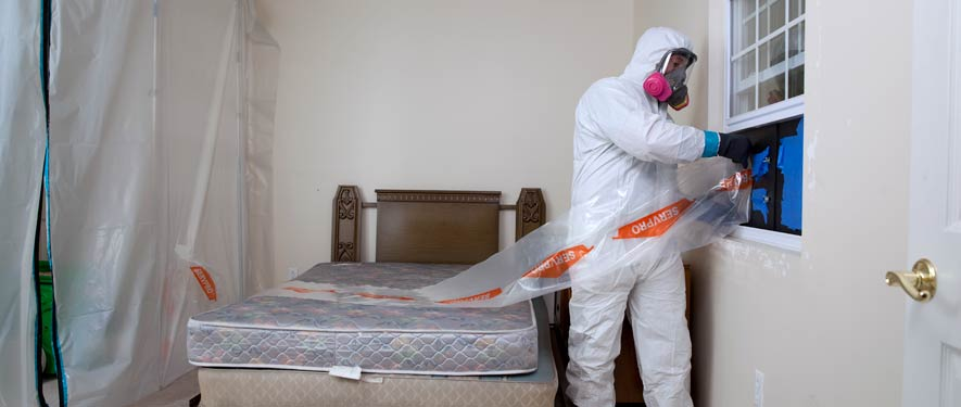 San Antonio, TX biohazard cleaning